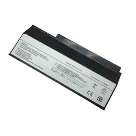 Chiny ASUS G53 G73 Series A42-G73 Laptop Rechargeable Battery 8 Cell 14,8V 4400mAh fabryka
